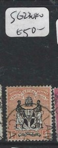 BRITISH CENTRAL AFRICA  (P0207B) 4D   SG 23 CDS     VFU