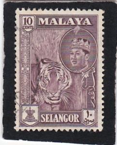 Malaya;  Selangor  # 107