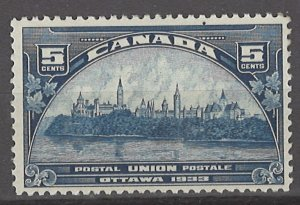 COLLECTION LOT # 3099 CANADA #202 MH 1933 CV+$10