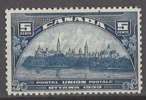 COLLECTION LOT # 3099 CANADA #202 MH 1933 CV+$10