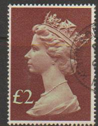 Great Britain SG 1027 Used