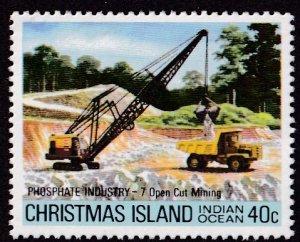 Christmas Island #101 Mint