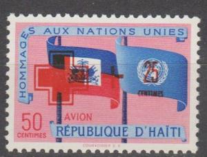 Haiti #CB10  MNH F-VF (ST1855)