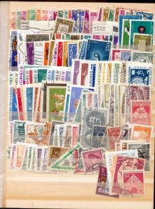 Commonwealth Asia France Netherlands Germany Old/Mid M&U Lot (Appx 700+)SK956