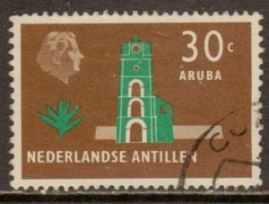 Netherlands Antilles   #250  used  (1958)