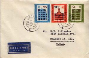 Germany D.D.R., Airmail