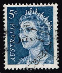 Australia #399 Queen Elizabeth II; Used (0.25)