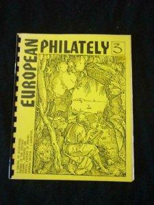 EUROPEAN PHILATELY 3 BASLE POLICE REVENUES by J BAREFOOT