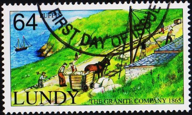 Great Britain(Lundy). 2017? 64p  Fine Used