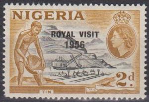 Nigeria #92 MNH F-VF  (A8389)