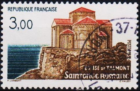 France. 1985  3f S.G.2655 Fine Used