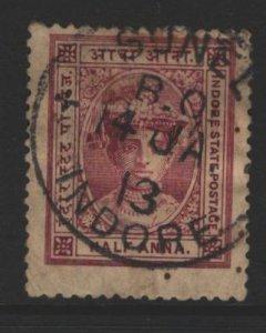 India Indore Sc#9 Used