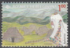 Bosnia & Herzegovina #321  MNH   (K344)
