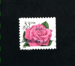 USA #3052  2 used 1996-2000 PD .08