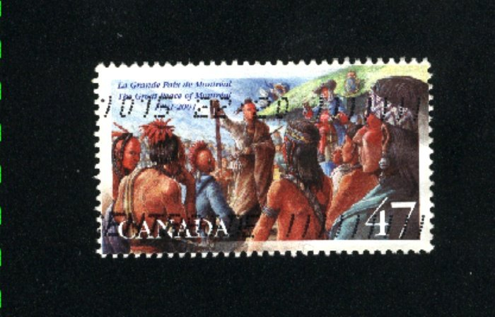 Canada #1915  -2  used VF 2001 PD