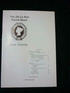 THE DE LA RUE PUNCH BOOK by ALAN HUGGINS
