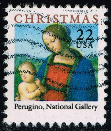 US #2244 Madonna and Child; Used (0.25)