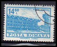 Romania Used Fine D37090