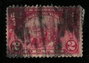 1924 Huguenot-Walloon, USA, 2c (ТS-349)