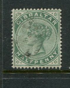 Gibraltar #8 Used
