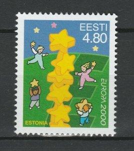 Estonia 2000 CEPT Europa MNH Stamp