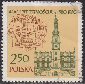 Poland 2384 USED