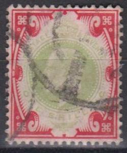 Great Britain #138 F-VF Used CV $40.00 (B1899)