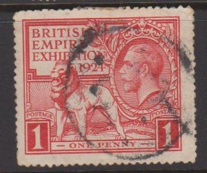 Great Britain Sc#185 Used