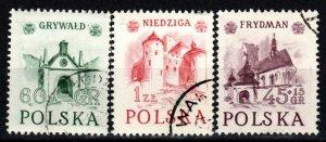 Poland #555-6, B85 F-VF Used CV $2.95 (X795)