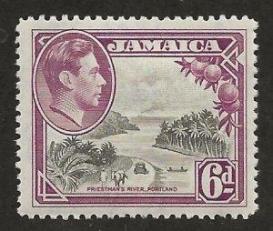 JAMAICA SC# 123a  VF/MNH