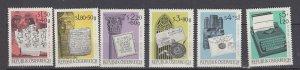 J29450, 1965 austria set mnh #b315-20 designs