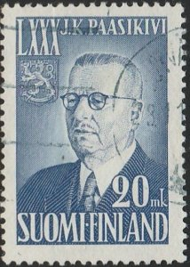 Finland, #300  Used, From 1950
