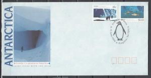 Australia, Scott cat. 1182-1183. Antarctic Research. First day cover. ^