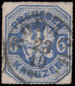 German States-Prussia 26 used