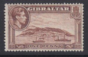 Gibraltar, Scott 108c (SG 122c), MLH
