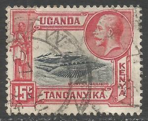 KENYA, UGANDA & TANZANIA 49 VFU I082-5