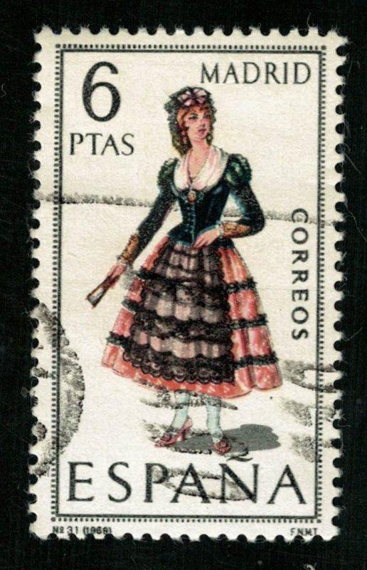 Spain, (4037-т)