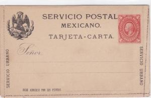 mexico  vintage stamps stationary stamps card  ref r15491