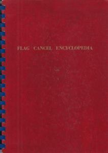 Flag Cancel Encyclopedia, by Frederick Langford.  Gently used