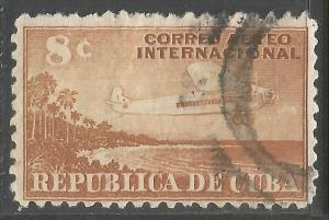 CUBA C40 VFU AIRPLANE Z4-135-10