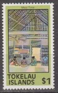 Tokelau Is #56 MNH F-VF (ST1795)