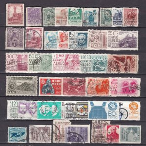 MEXICO ^^^^^OLDER    used collection   $$@ cam3770mex