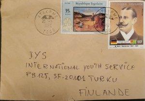 O) 1986 TOGO, WALDEMAR HORN - CENTENARY OF GERMAN - FRIENDSHIP. SCT 1214, EASTER