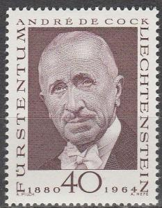 Liechtenstein #510  MNH  (S9382)