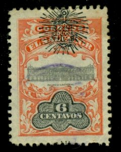 El Salvador 1907 #359 MH SCV (2020) = $0.25