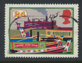 Great Britain SG 1775  Used  - Inland Waterways