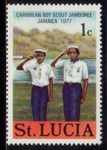 St. Lucia Scott No. 420
