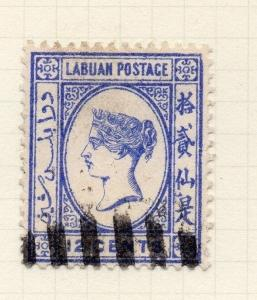Labuan 1894 Early Issue Fine Used 12c. 277747