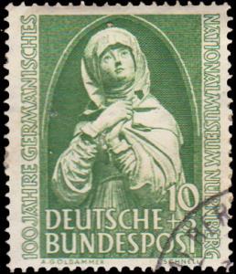 Germany Scott B324 Used.