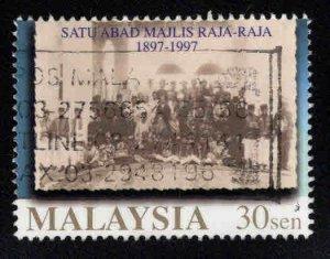 Malaysia Scott 626 Used stamp